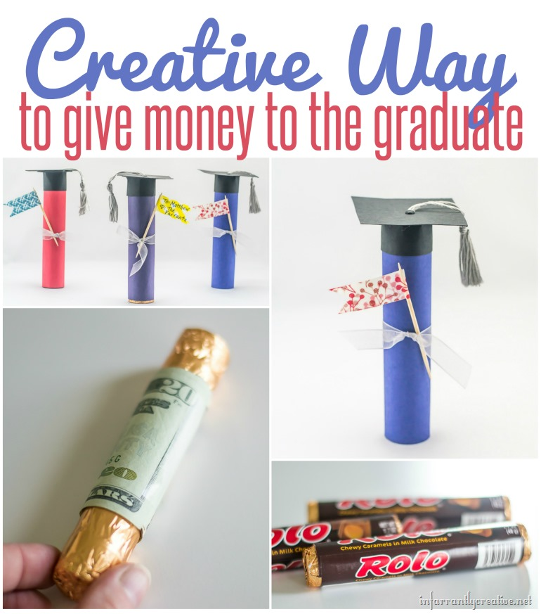 Creative Way to Give Money to the Graduate