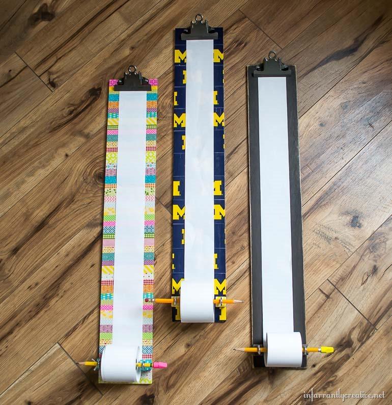 decorative-list-clipboard