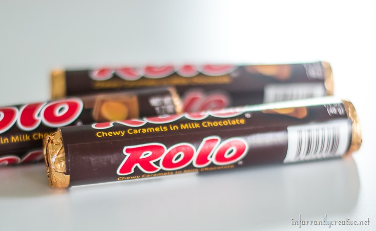 rolo candy gift