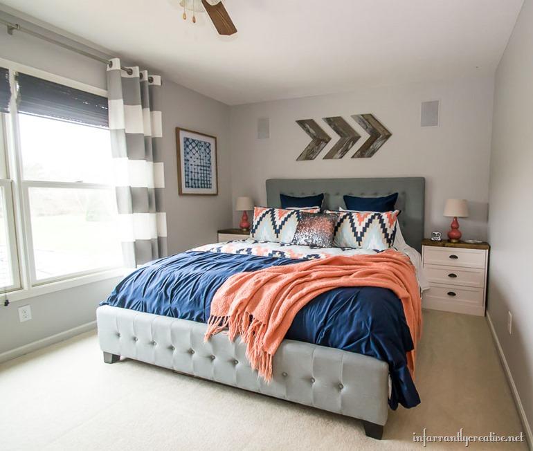 guest room makeover