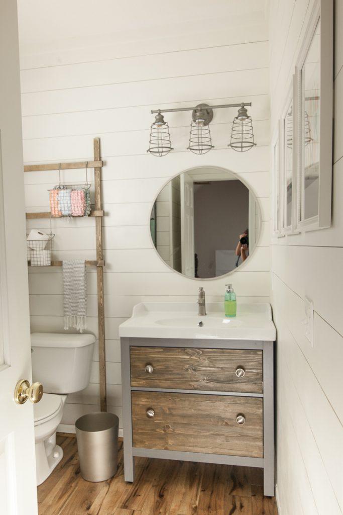 half bathrooms. Half Bathrooms B