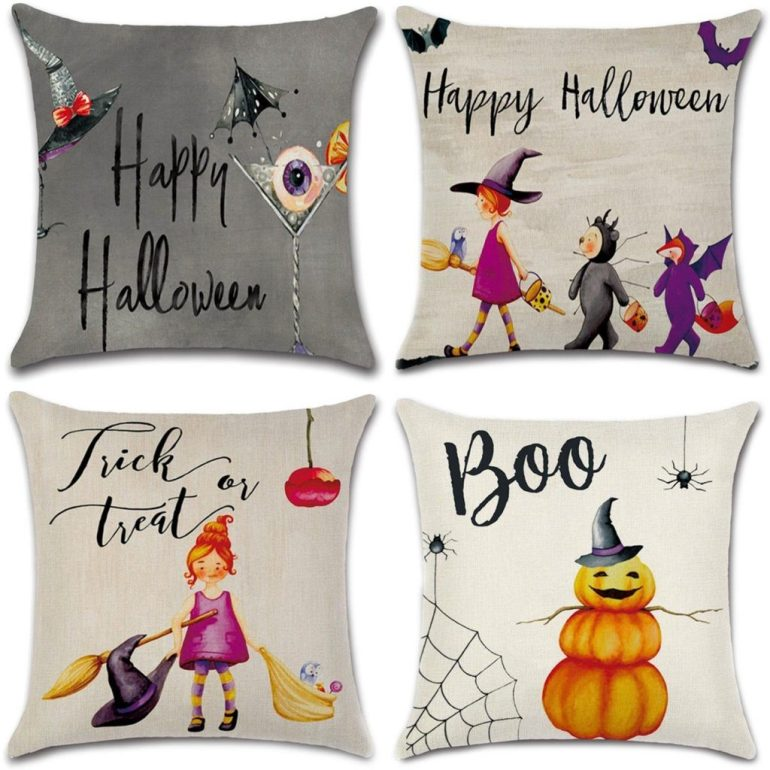 happy halloween amazon pillow covers