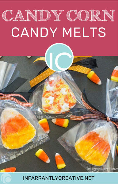 Candy Corn Candy Melts