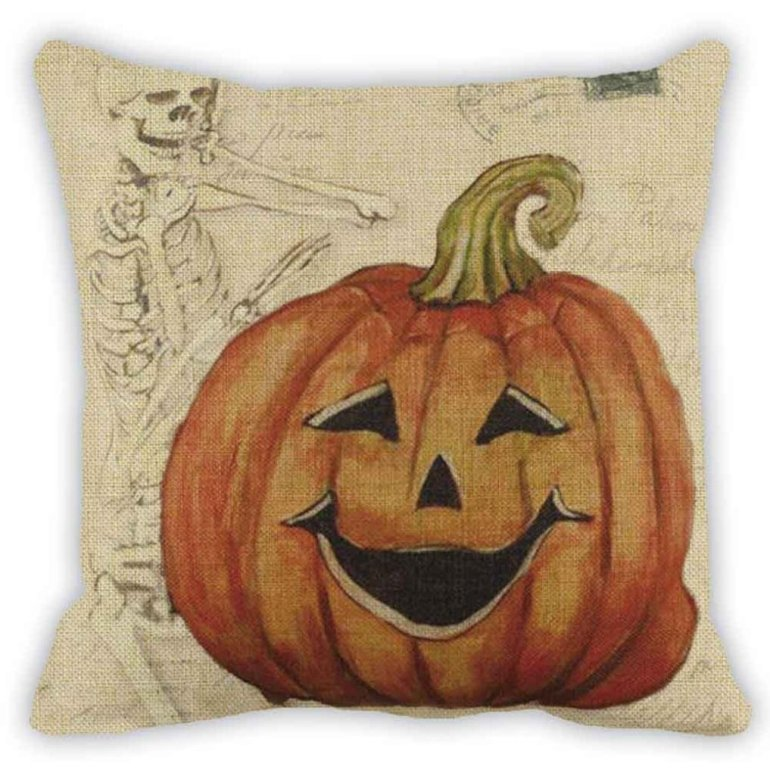 halloween thriller amazon halloween pillow cover