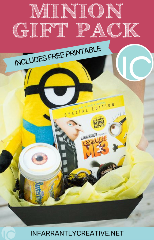 Minion Gift pack christmas