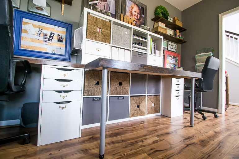 Enjoyable Ikea His Hers And Ours Home Office Infarrantly Creative Download Free Architecture Designs Osuribritishbridgeorg