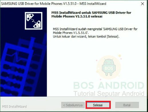 Cara Install Samsung USB Driver di PC / Laptop [Semua Windows]