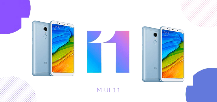Cara Update / Flash ROM MIUI 11 [Global] Xiaomi Redmi 5 (Rosy)