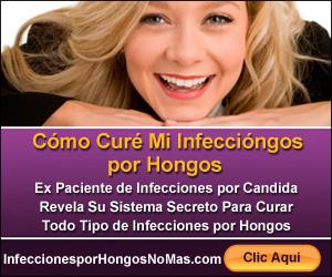 Adios infecciones por hongos candida