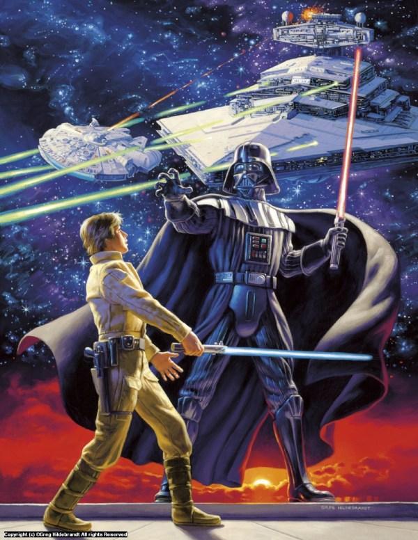 Brothers Hildebrandt Star Wars