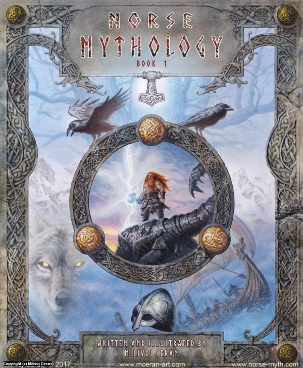 Norse Mythology Book