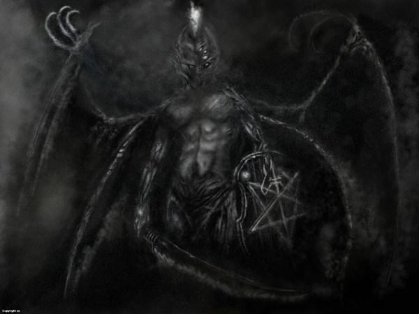 Infected Art Marc Delano Of Father Devil In Fantasy