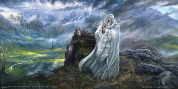 Lord of the Rings Tolkien Art
