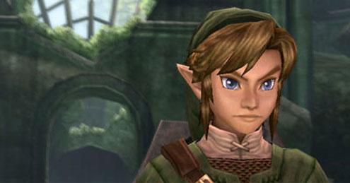 Link looking