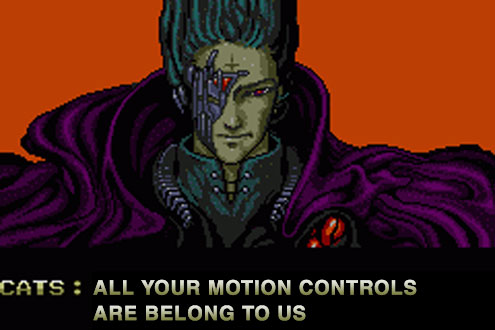 All your motion controls are belong to us