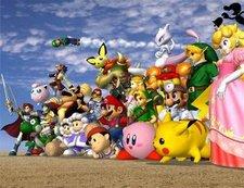 Smash Bros at E for All