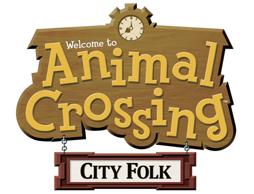 Animal Crossing: City Folk for the Wii