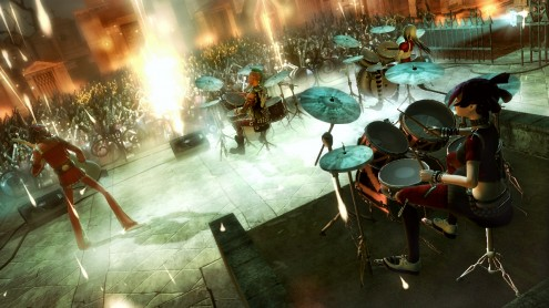 guitar-hero-5-rocking-on-four-drums