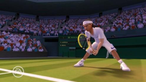 Grand Slam Tennis for Wii