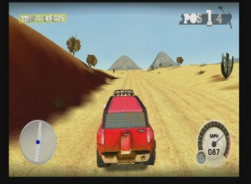 Dirt 2 Wii Screen 01