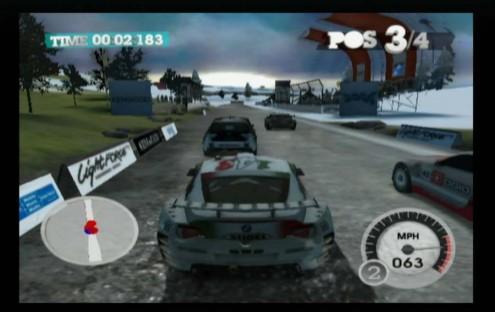 Dirt 2 Wii Screen 04