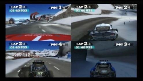 Dirt 2 Wii Screen 07
