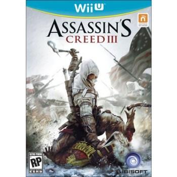 Wii U software box art