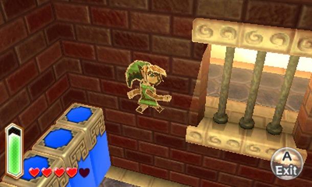Zelda Wall