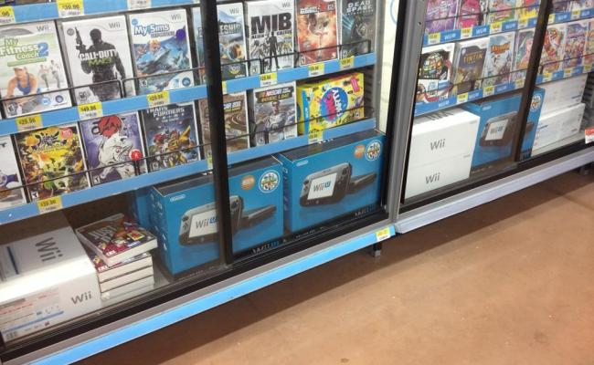 Walmart Getting Switch Advertisements As Well Gonintendo