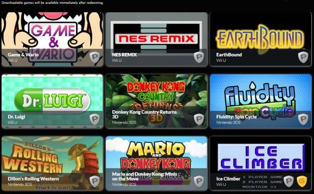 093-Club Nintendo Elite Rewards 2014