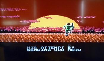 112-Bionic Commando Opening Cutscene