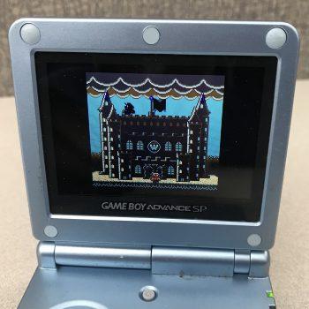 Super Mario Land 2 Mario's castle