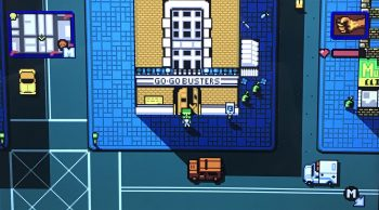 Retro City Rampage DX Paper Boy