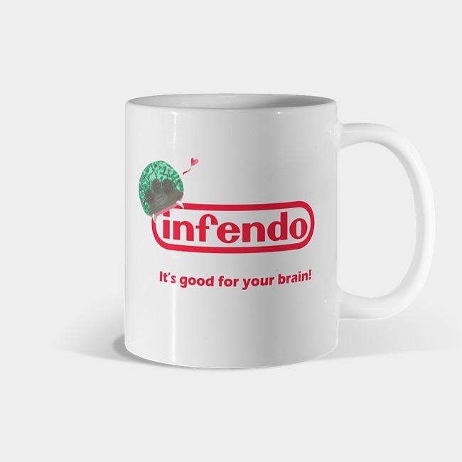 The Infendo Merch Shop Is Open!
