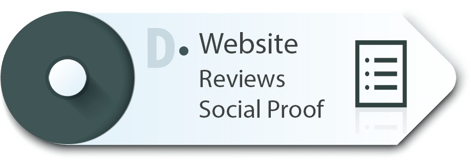 website review provide social proof
