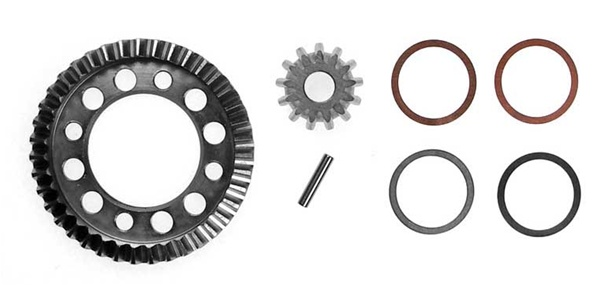 KYOVSW018 Kyosho Steel Bevel Gear Set 39 Tooth