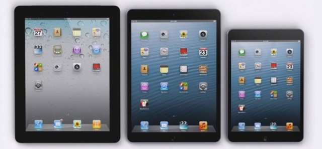 Apple ipad 5 rumor roundup specs price and release date for Ipad 4 release date rumor roundup