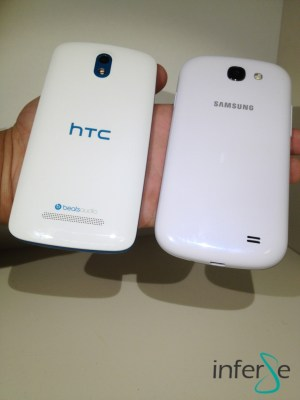 htc desire 500 vs galaxy