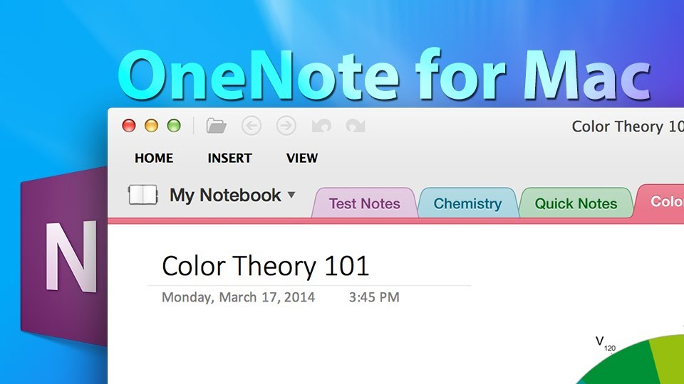 Microsoft OneNote for Mac now available