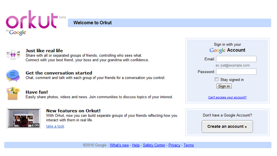 Google Launches Tool to Integrate Orkut to Google+