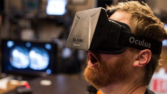 Oculus VR's Rift