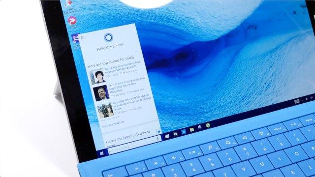 Cortana-on-Windows-10