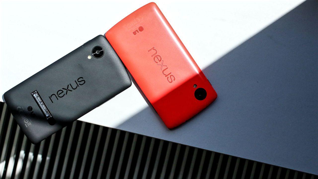 Google Nexus 5 (2015) is LG Nexus 5X