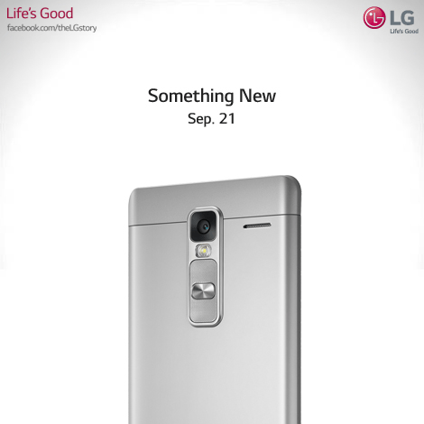 LG Class Teaser on Facebook