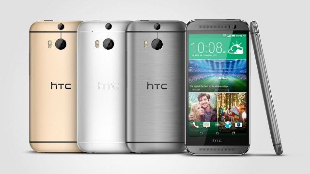 Android 6.0 Marshmallow for HTC One M8
