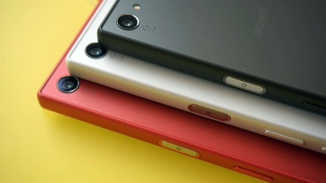 Sony Xperia Z5 and Z5 Compact