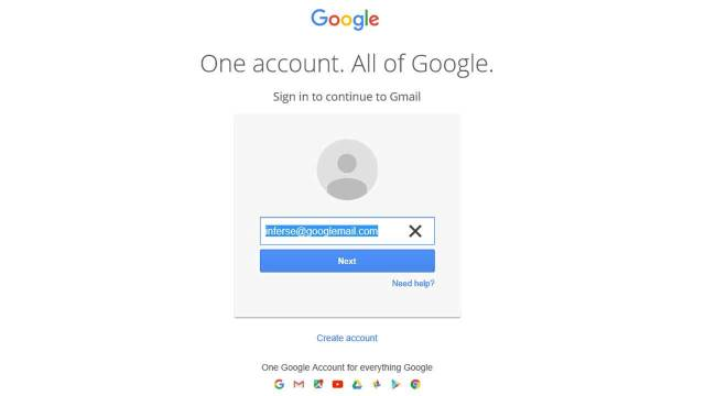 Get-googlemail.com-email-address
