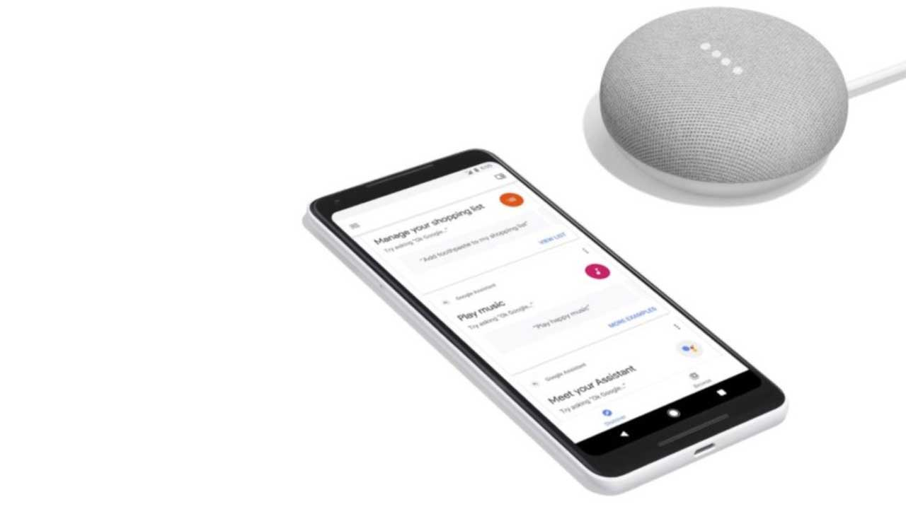 Google Home Max makes the Assistant blast music