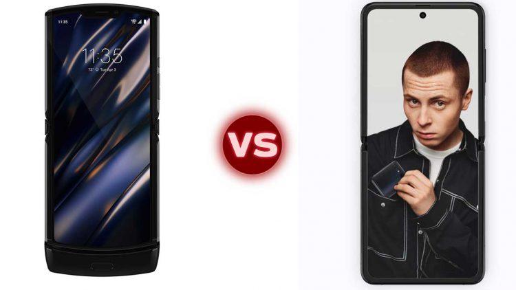 Motorola Razr Vs Samsung Galaxy Z Flip