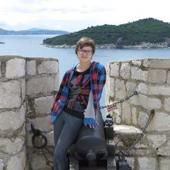 Blick auf Otok Lokrum